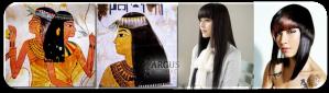 egypt hair