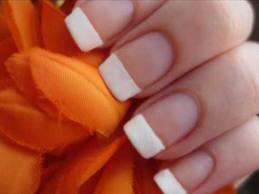 Square Nails Are Mostly Used For A French Manicure And Makes Your Look Longer More Graceful Centre Of Attraction